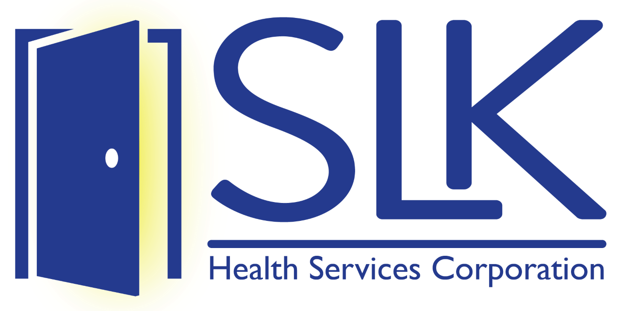 SLK Health Services Corporation logo